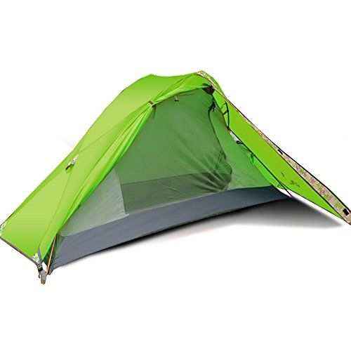 Flytop Single Person and Single door Tent Outdoor 1 Man Tent for Trekking/Riding/  sc 1 st  Pinterest : best 1 man tents - memphite.com