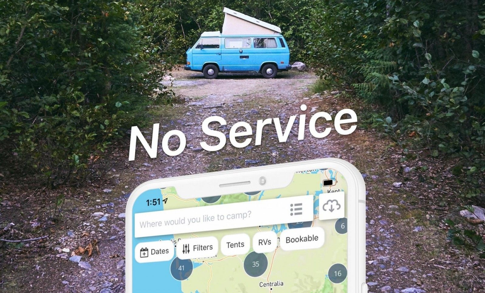 """Photo of """"The Best New Camping Gear of 2020 is… an App?"""""""
