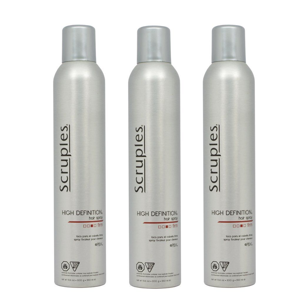 Scruples High Definition Hair Spray 10.6oz Pack of 3 * This is an Amazon Affiliate link. Visit the image link more details.