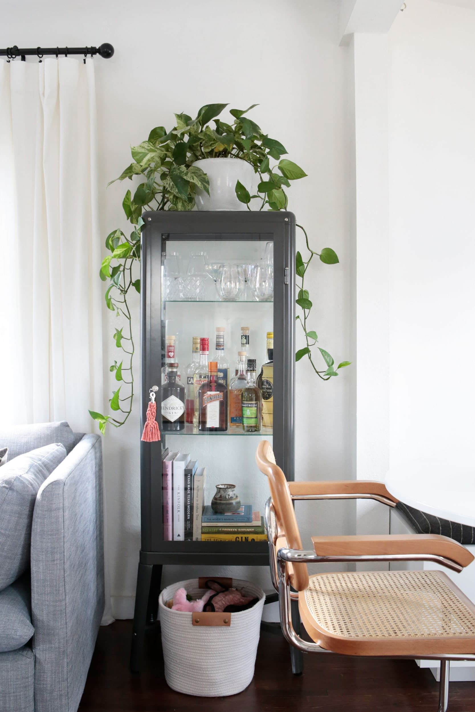 Photo of Small-Space Solutions (and Lots of Natural Light) Make This 408-Square-Foot Rental Apartment Lovely