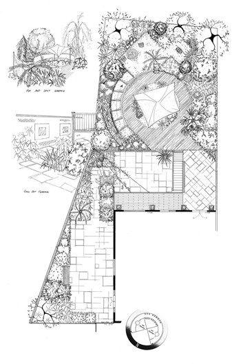 Garden Design Landscaping Gardeners Chelmsford Essex Cube1994 Gold Rhs 2013 Design Award Landscape Design Plans Landscape Design Drawings Garden Design Plans