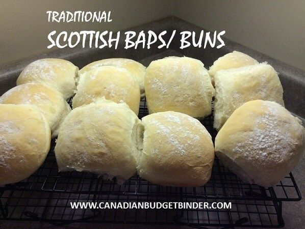 Traditional scottish baps aka buns recipe bakeries british either scottish or british the baps also known as buns are simple to make and the forumfinder Image collections