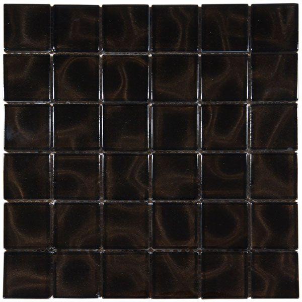 deja vu cafe mosaic glass tile 8mm | home design for me