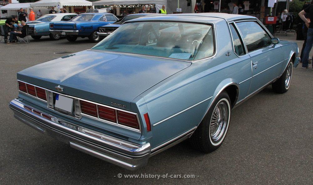 1978 Impala Landau base price 6015 production 22771