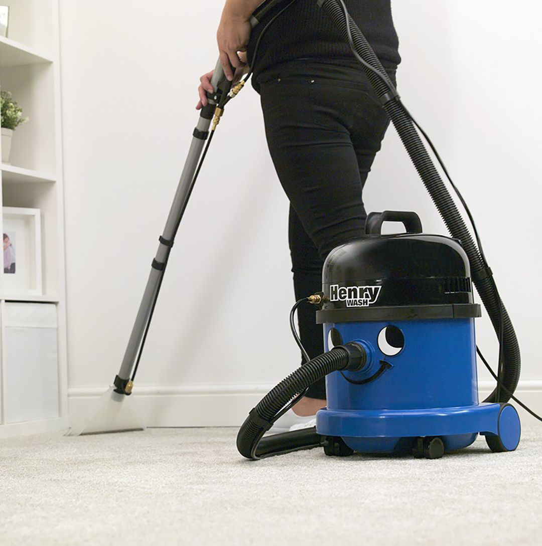 """""""Can Do"""" Carpet Cleaner Henry vacuum, Carpet cleaners"""