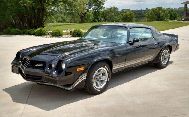 53 Genuine Miles! 1981 Chevrolet Camaro Z28