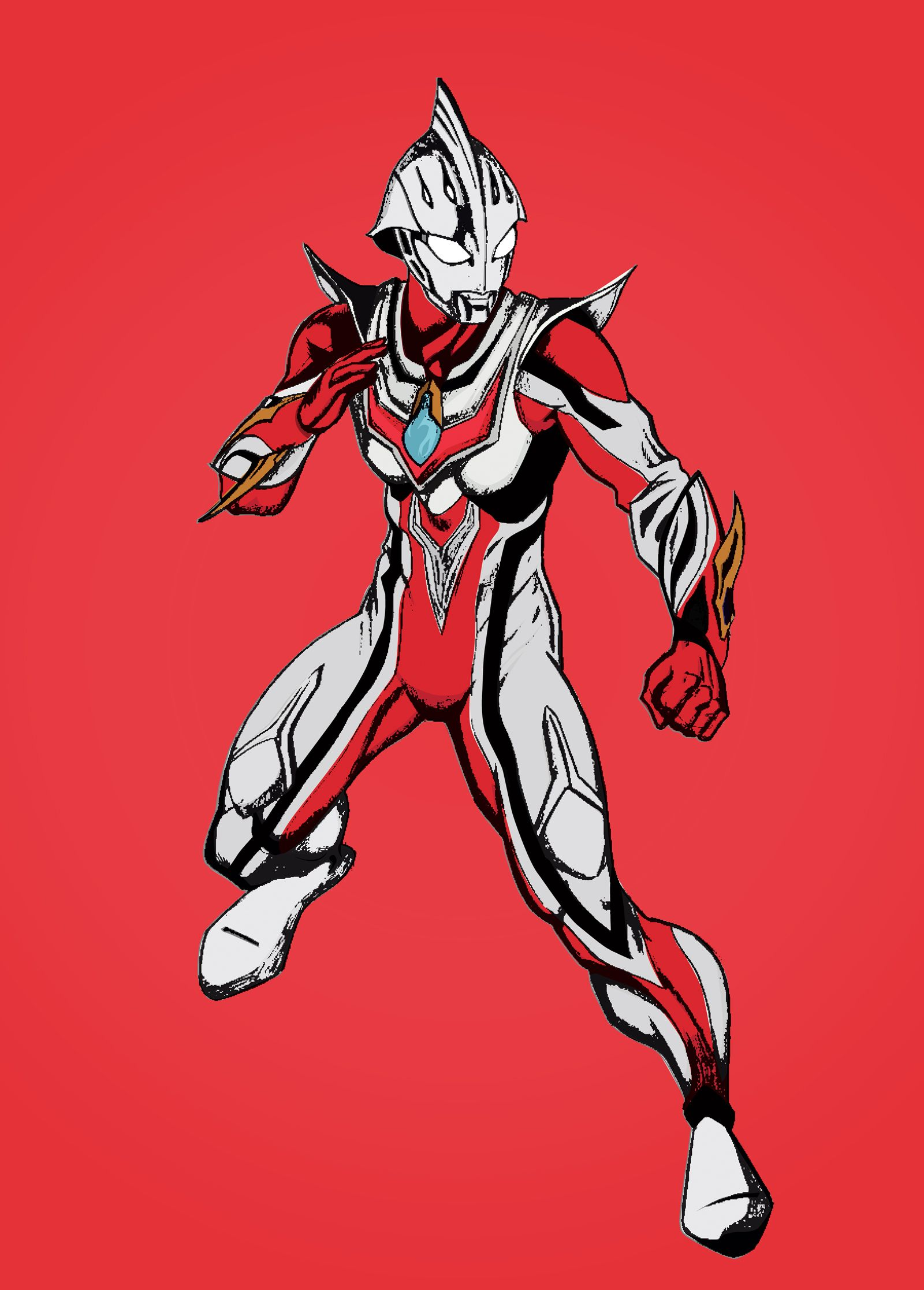 Ultraman Superhero art, Anime movies, Hero