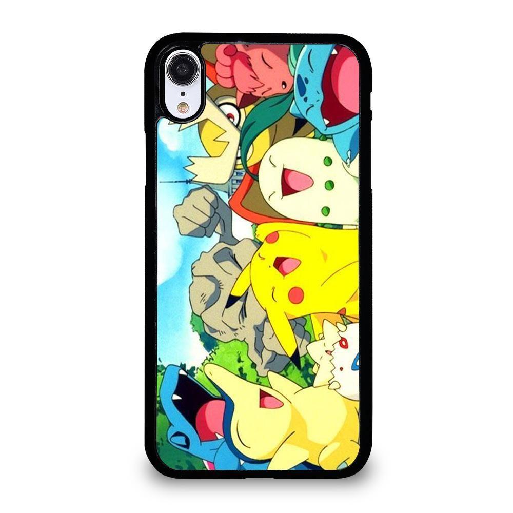 Pokemon Character Rubber Bumper Case