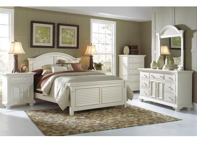 Badcock Bridge Hampton Queen Bed Collection House Pinterest