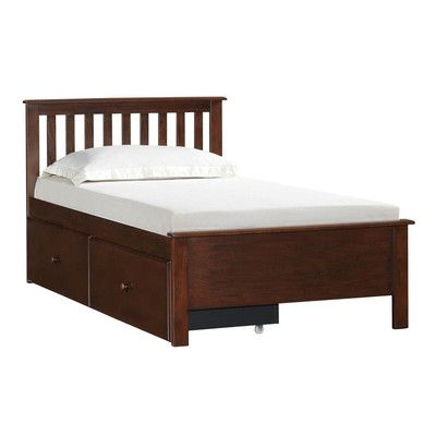 Best Breakwater Bay Charthouse Twin Wood Footboard By Simmons 400 x 300