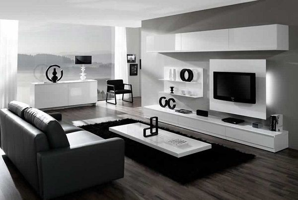 Minimalismo dise o blanco y negro de interiores buscar for Disenos de interiores en blanco y negro