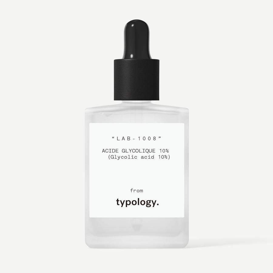 Typology Com Du Soin De La Peau Vegan Ethique Et Efficace Acide Hyaluronique Acide Glycolique Serum