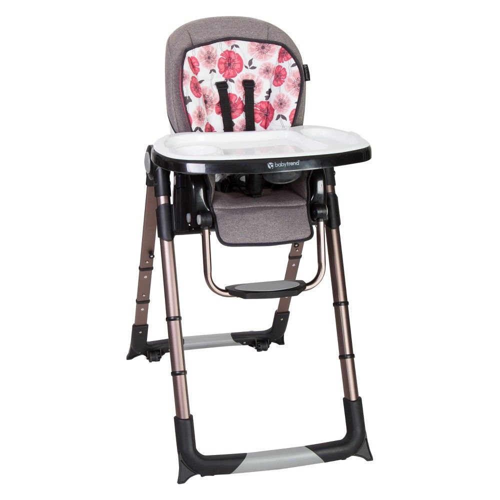 Baby Trend Go Lite 5 In 1 Feeding Center High Chair Rose Gold