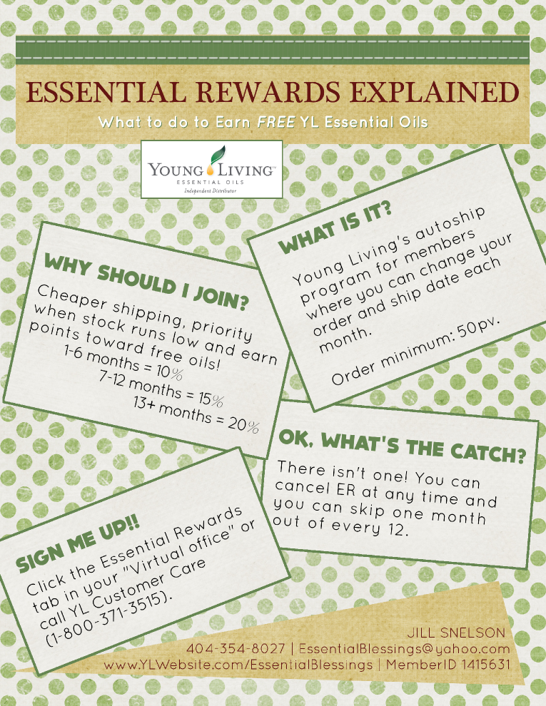 What is Essential Rewards? — YL