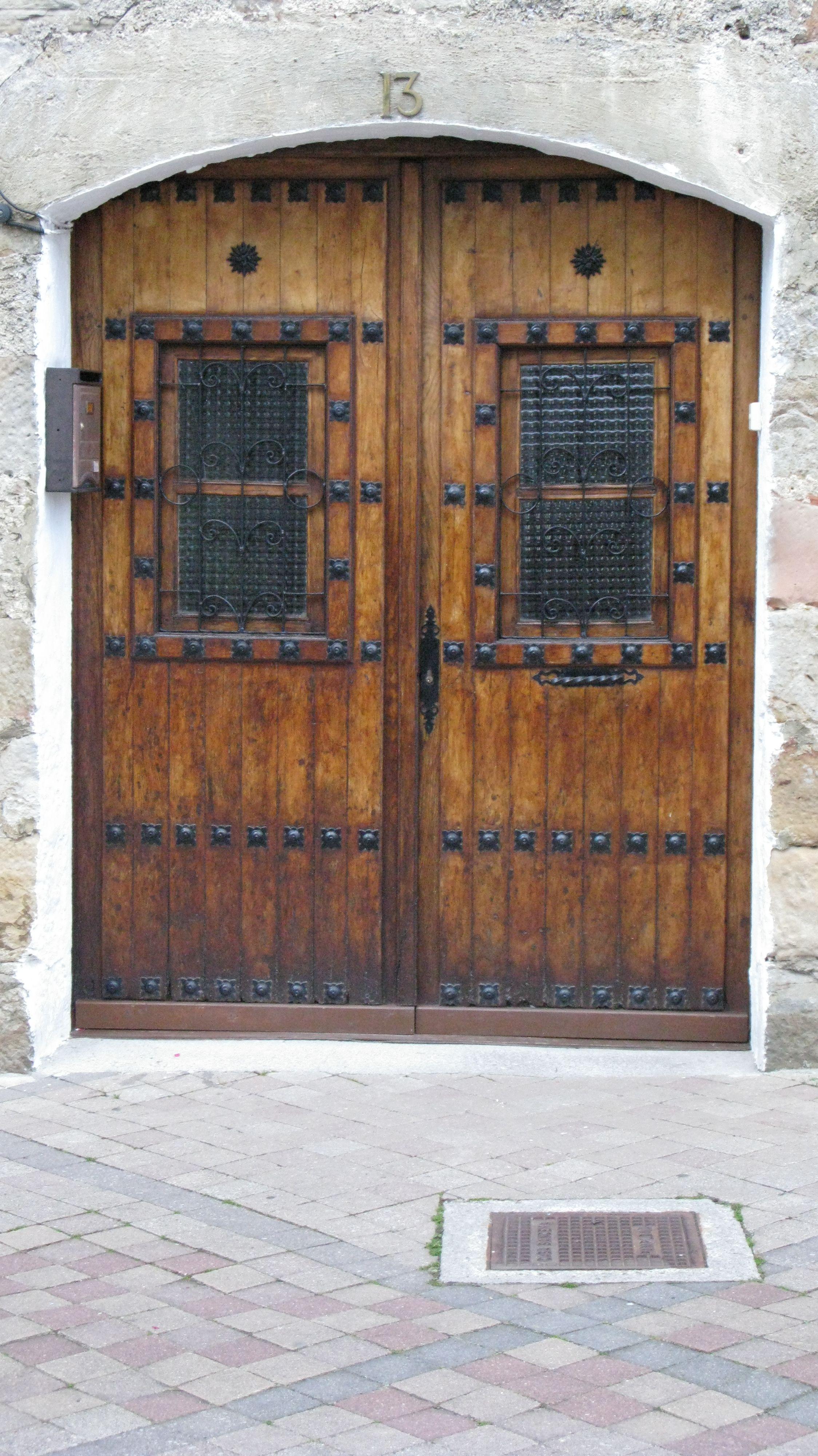 CdC Arbizu (P) 13062016_1158 Puertas Españolas de diferentes lugares