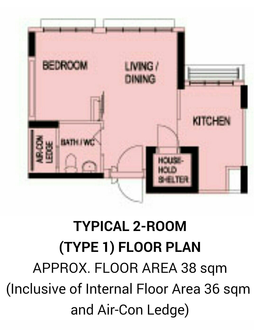 38sqm Floor Plan Floor Plans How To Plan Small Space Living