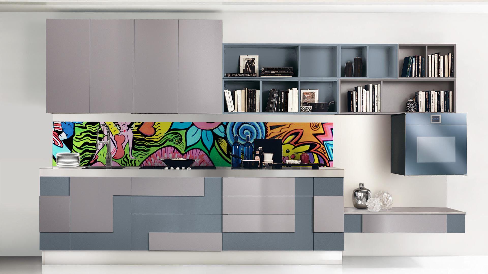 Personnalisé NOM /& DATE CUISINE SOUVENIRS depuis Cuisine Mur Art