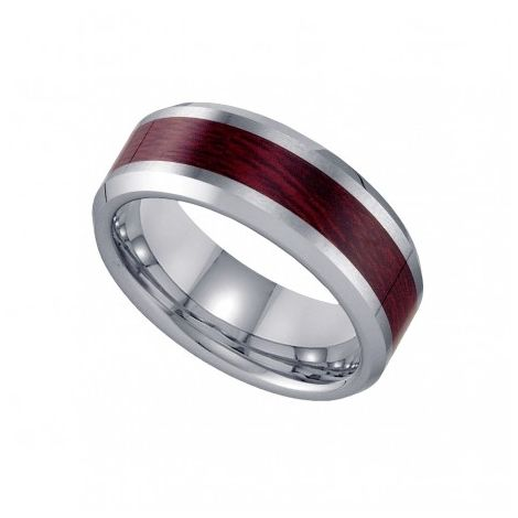 17880 Men S Tungsten Wedding Band Large Engagement Rings