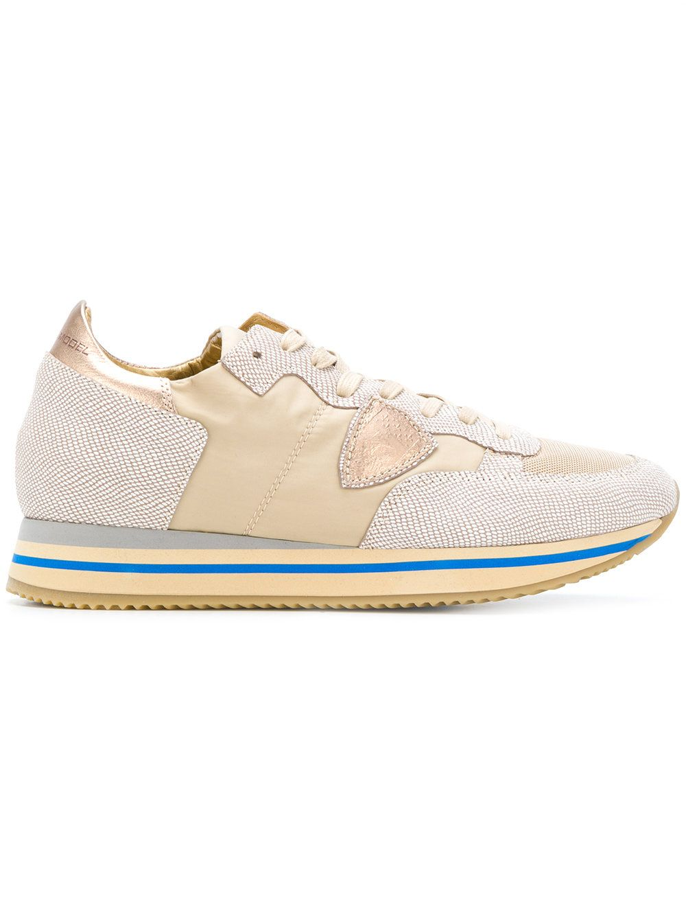 Buy Cheap Many Kinds Of Cheap Excellent Eiffel sneakers - Nude & Neutrals Philippe Model Pk0INC