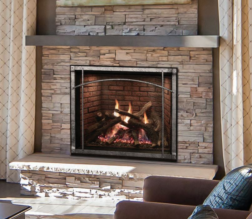Gas Fireplaces Vented Gas Fireplace Direct Vent Fireplace Direct Vent Gas Fireplace