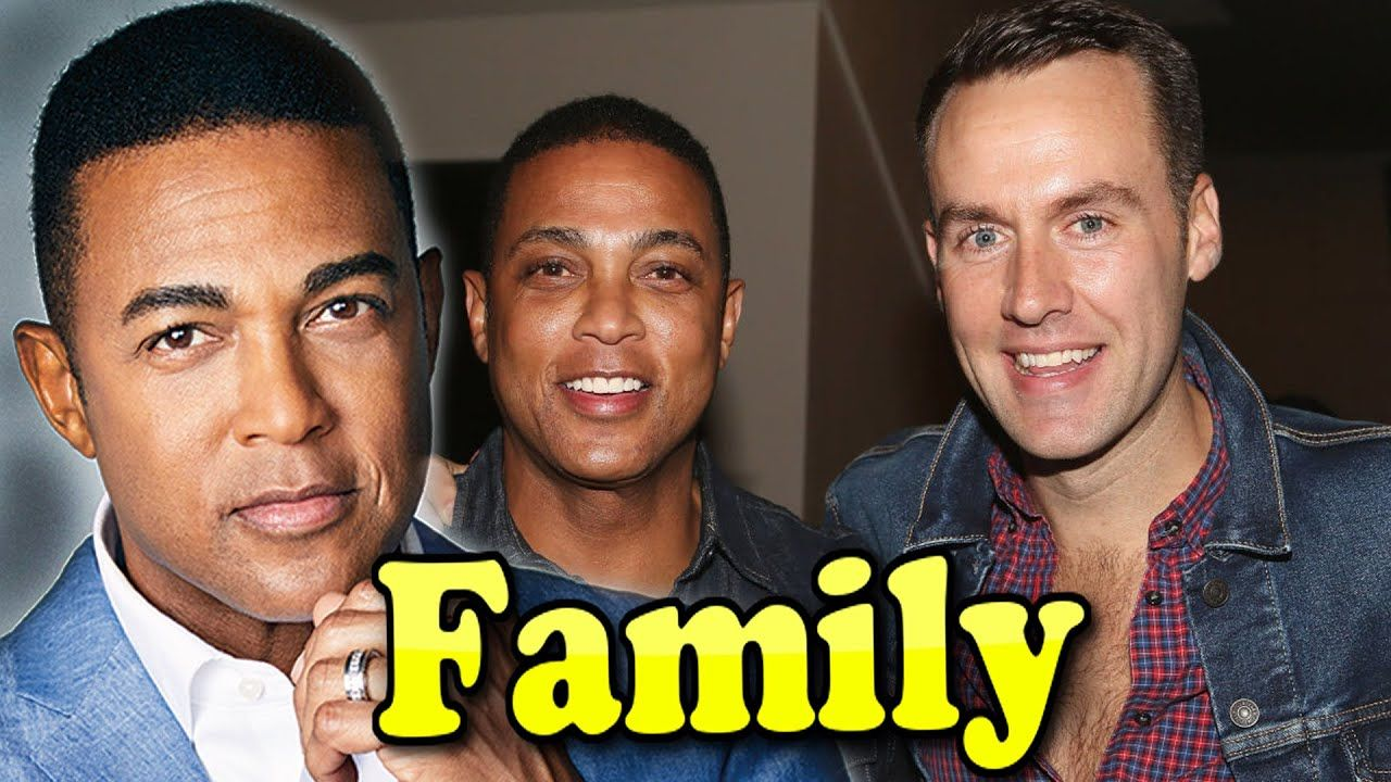 Don Lemon Family With Father,Mother and Boyfriend Tim