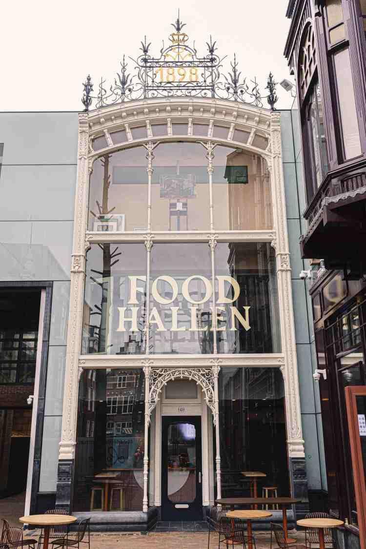 Foodhallen Den Haag hotspot met voor ieder wat wils Den