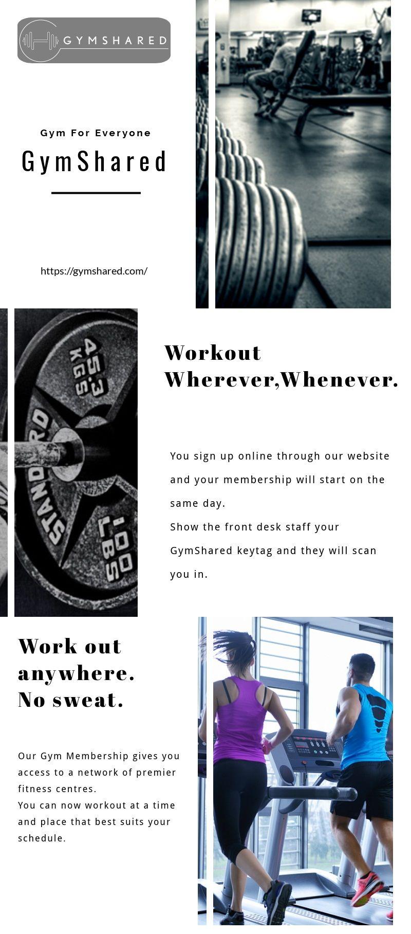 Gym Membership Gym membership, Gym, Register online