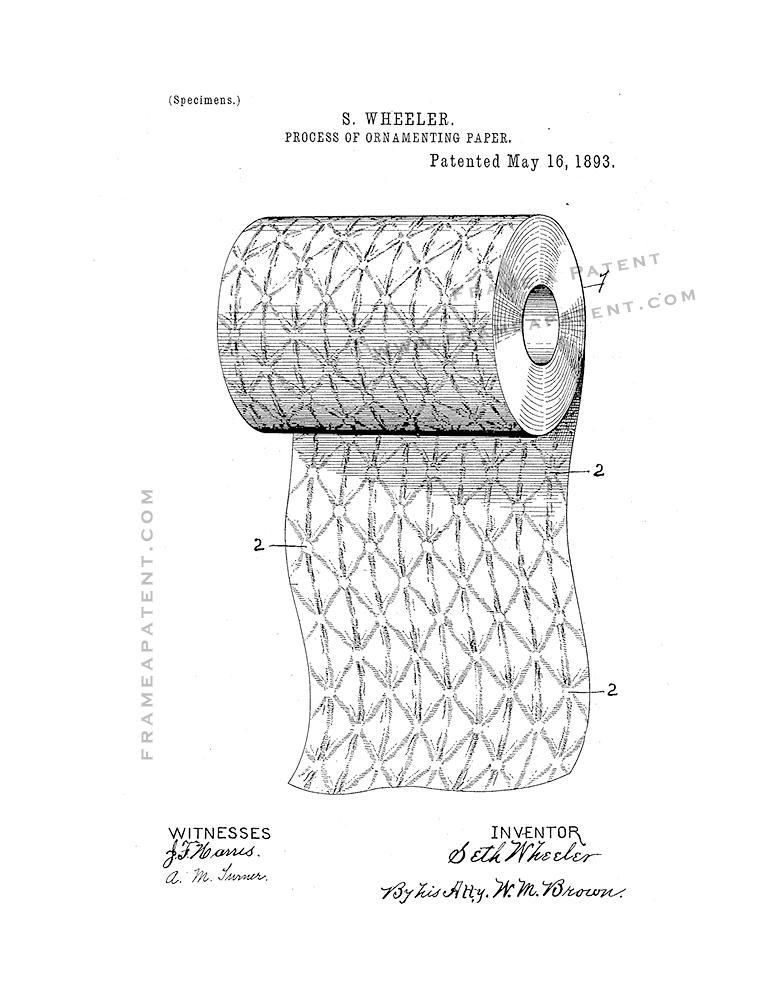 Modern When Was Toilet Paper Invented Collection