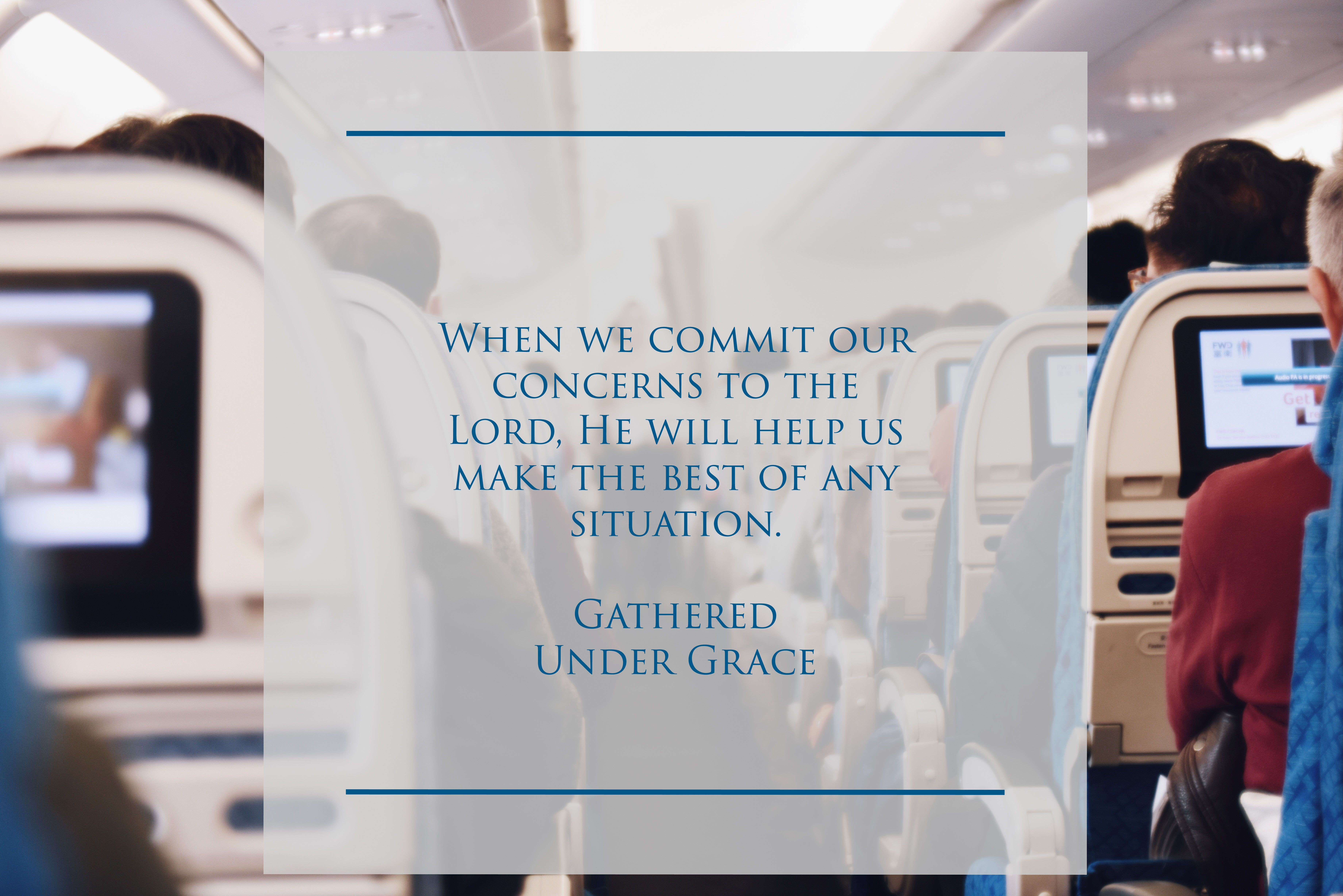 inflight gatheredundergrace Daily devotional