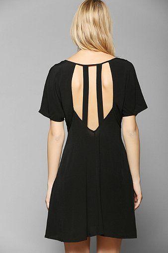 Kimchi Blue Mila Strappy Open-Back Dress