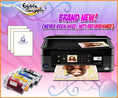 Edible Images Printer