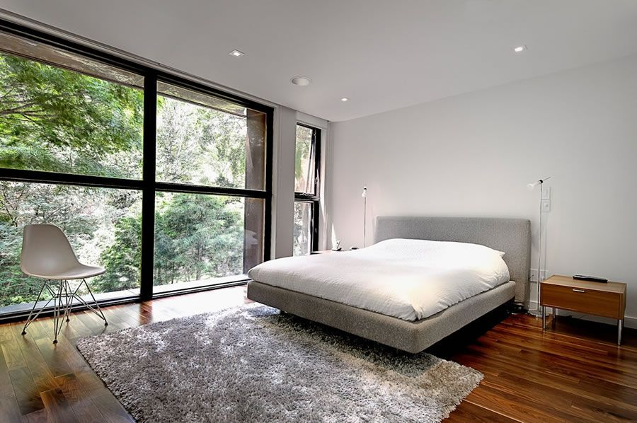 Beautiful Houses North Kingsway Residence #bedroom Architecture