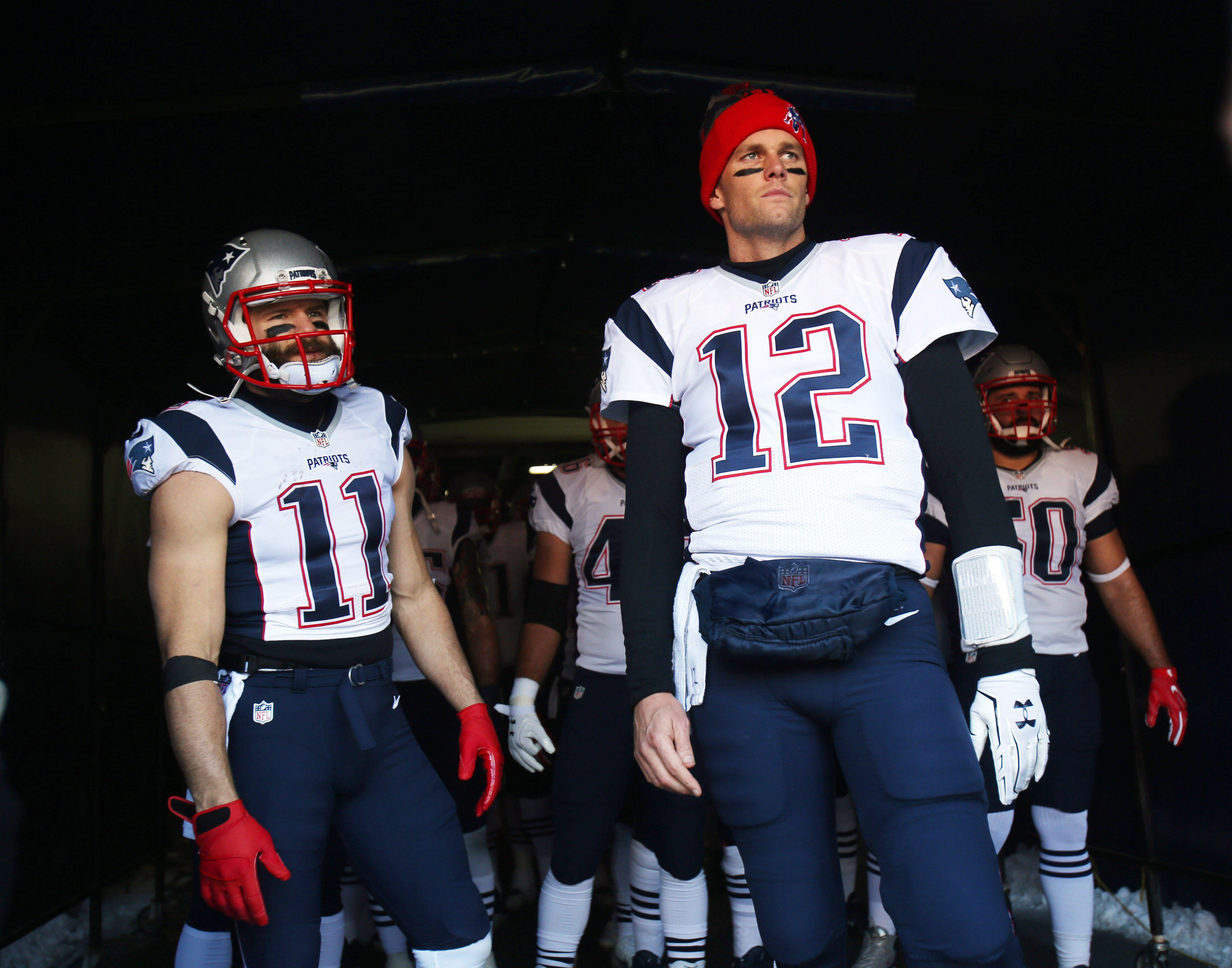 Individual Patriots Tickets To Go On Sale Monday Julian Edelman New England Patriots Edelman