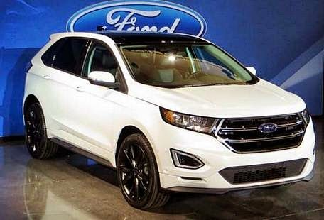 2015 Ford Edge Design And Review Ford Ecosport Ford Edge Ford