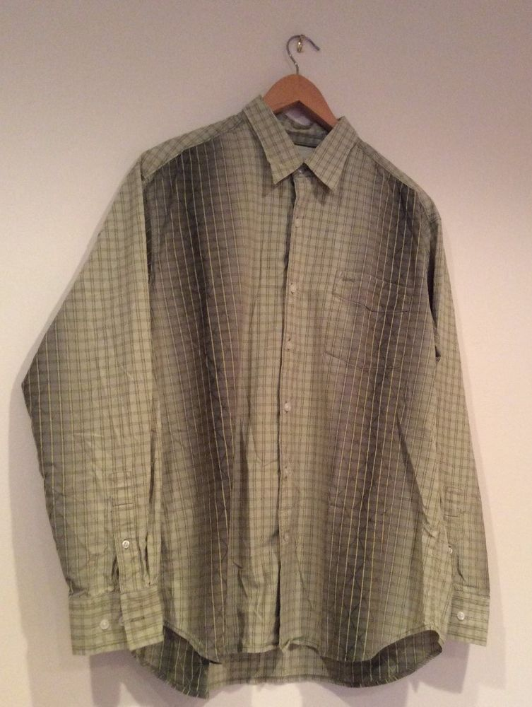 Tommy Bahama Mens Shirt Silk Blend Short Sleeve Polo Size L Highly Polished Clothing, Shoes & Accessories