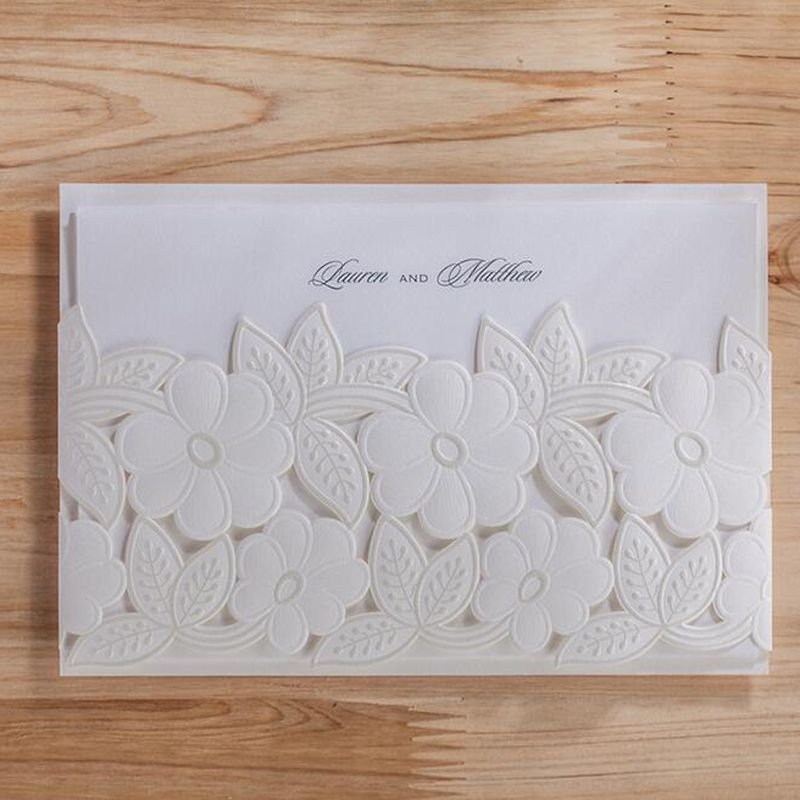 50pcs white laser cut marriage wedding invitations cards 3d card cheap greeting cards buy quality cards greeting directly from china cards suppliers white laser cut marriage wedding invitations cards card greeting cards m4hsunfo Gallery