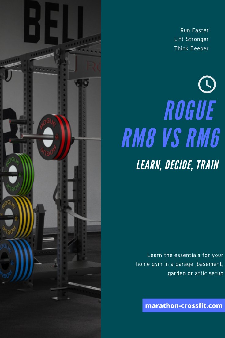 Rogue Rm8 Vs Rm6 Rogues Home Gym How To Run Faster