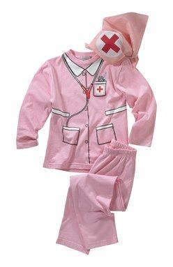 Pyjama, koko 110/116 cm. 11,95 €.