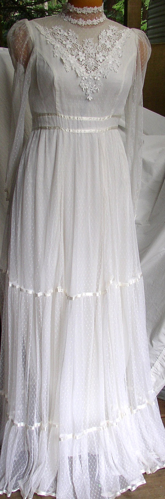 New pricewas gunnesax bridal dress white gown s