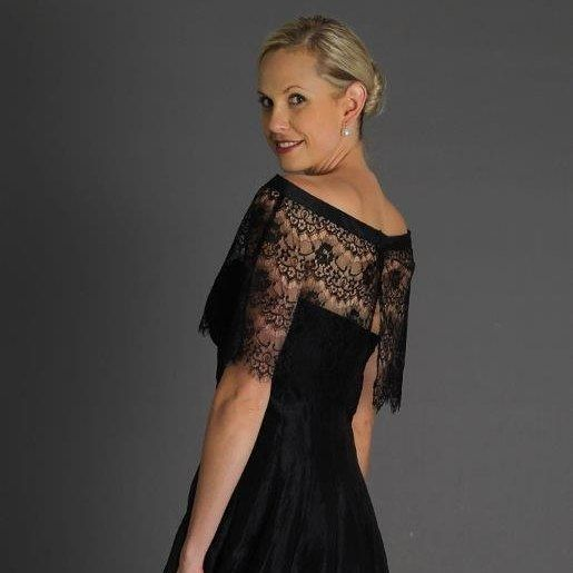 Such a beautiful black lace cape from @livingsilk. Perfect for Mother of the Brides and more!  #wedding #cape #lace #dress #formal #love