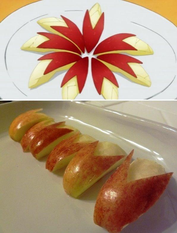 Usagi Ringo (Rabbit Apples) Apple, Usagi, Kaichō wa maid