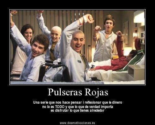 033db1ca7731 pulseras rojas | Pulseras Rojas | Pulsera roja, Drama y Mejores ...