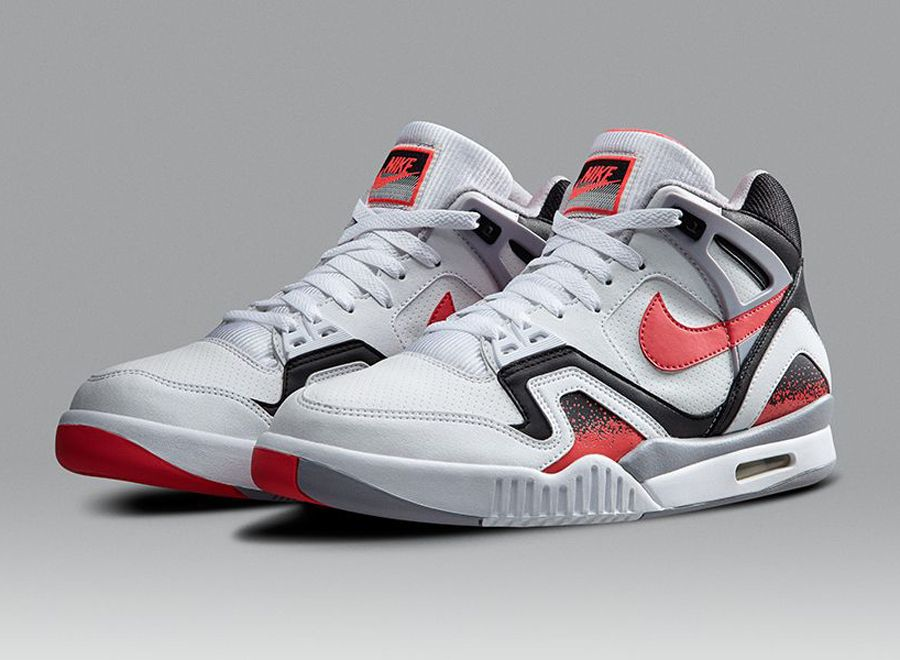 timeless design 3c292 63713 nike air tech challenge 2 lava release date Nike Air Tech Challenge II Hot  Lava Release Date