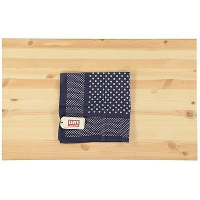 LEVI'S VINTAGE CLOTHING POLKA DOT INDIGO BLUE BANDANA NEW https://t.co/E57o7nYkO6 https://t.co/ULCqIA4iaI