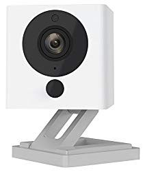 HD Indoor Wireless Smart Home Camera with Night Vision, 2