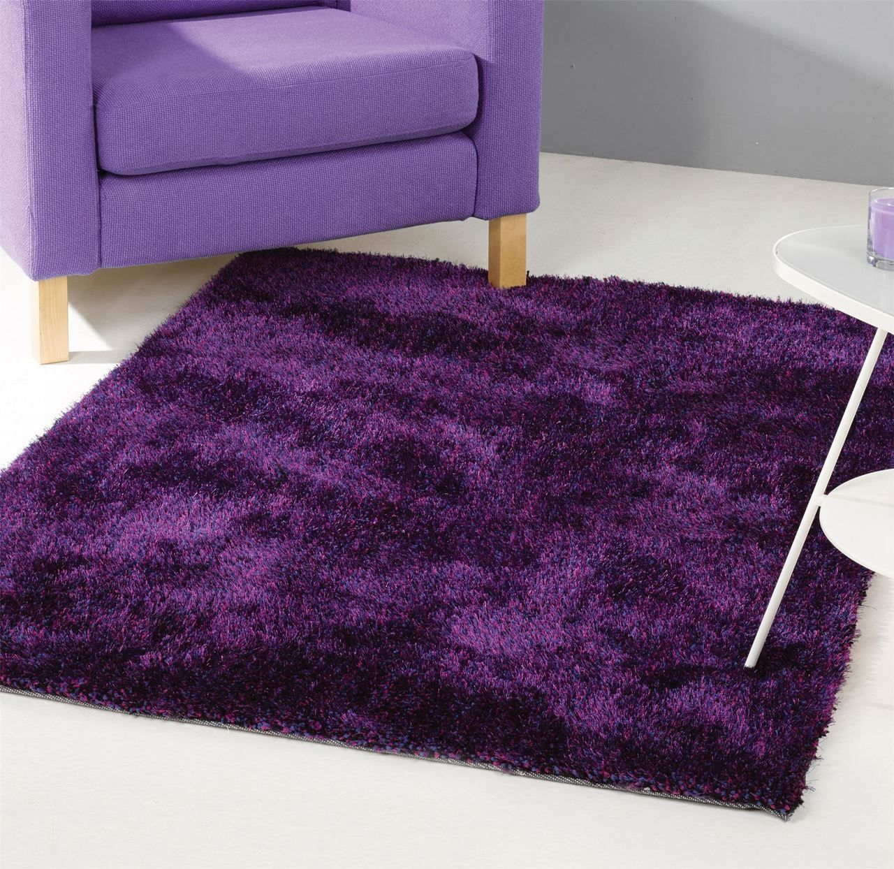 Grande Vista Purple Mix Rug
