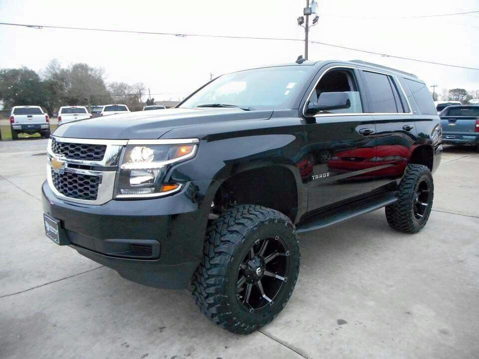 Lifted 2015 Tahoe I M In Love Chevy Trucks Chevy Trucks