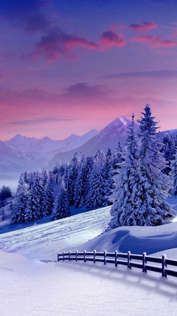 Winter Nature Backgrounds Iphone Wallpaper Winter Winter Nature Nature Iphone Wallpaper