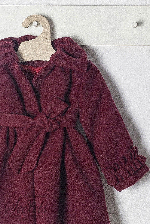 Χειμωνιάτικο παλτό Andrianna της Bambolino για κορίτσια 1e7c46041c8