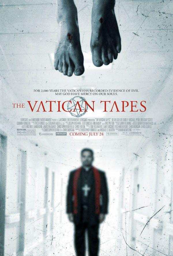 Exorcismos No Vaticano The Vatican Tapes Exorcismo Dougray